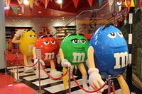 M&M'S WORLD London