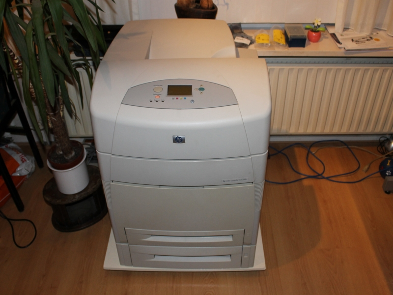 HP COLOR LASERJET 5500N WINDOWS 7 X64 DRIVER