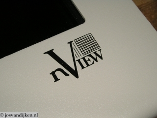 nView logo